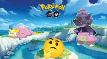 Imagen de Pokémon GO: ¿Cómo evoluciona Slowpoke de Galar a Slowking de Galar?