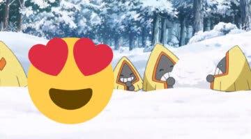 Imagen de Leyendas Pokémon: Arceus - Misterio resuelto: Este es su precioso nuevo Pokémon