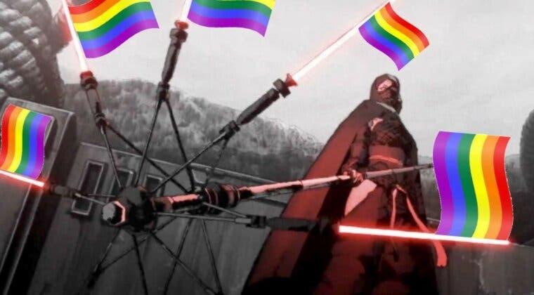 Imagen de Star Wars: Visions está plagada de representación LGBTQ+