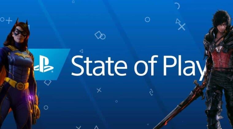 Imagen de Un movimiento de Sony habría desvelado la lista de juegos del State of Play con Final Fantasy XVI y más