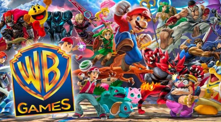 Imagen de ¿Un juego estilo Super Smash Bros. desarrollado por WB Games? Así lo apunta un reciente rumor