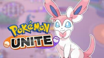 Imagen de Pokémon UNITE: conoce la fecha de lanzamiento y todos los detalles de Sylveon