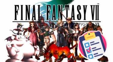 Imagen de ¿Qué personaje de Final Fantasy VII eres? ¡Descúbrelo con este test!