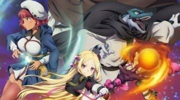 Imagen de The Dawn of the Witch confirma el estudio tras su anime con una primera imagen