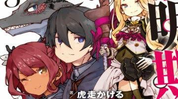 Imagen de El anime de The Dawn of the Witch confirma su mes de estreno