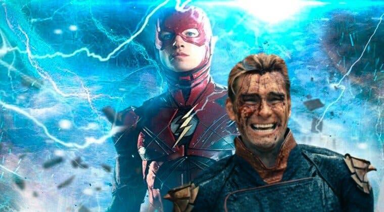 Imagen de The Flash: Así de espectacular luciría Antony Starr (The Boys) como Reverse Flash