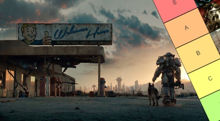 Imagen de Fallout: la tierlist definitiva con todos los videojuegos de la saga de mejor a peor