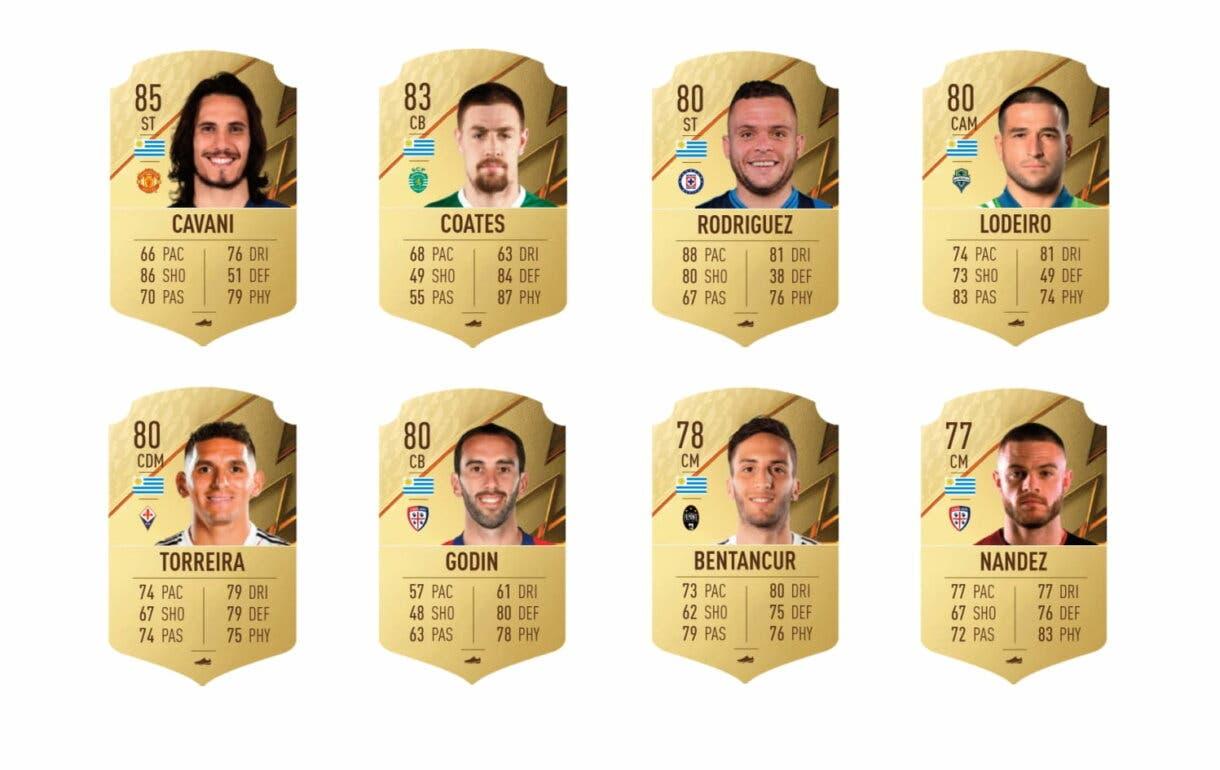 FIFA 22: review de Fede Valverde. ¿Es un centrocampista que marca diferencias? Ultimate Team links naranjas