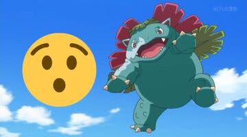 Imagen de Este es el cosplay del Pokémon Venusaur... ¡que ha hecho una tortuga!