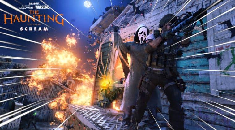 Imagen de Warzone y Black Ops Cold War anuncian fecha y novedades de su evento de Halloween 2021