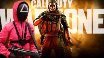 Imagen de Así es la clase de Call of Duty: Warzone imitando El Juego del Calamar que se ha hecho viral