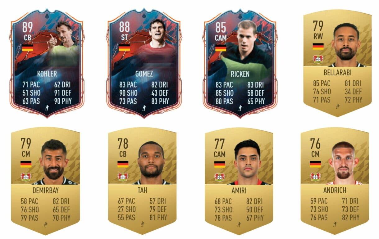 FIFA 22: ¿Merece la pena Florian Wirtz POTM de la Bundesliga? + Solución del SBC Ultimate Team links perfectos