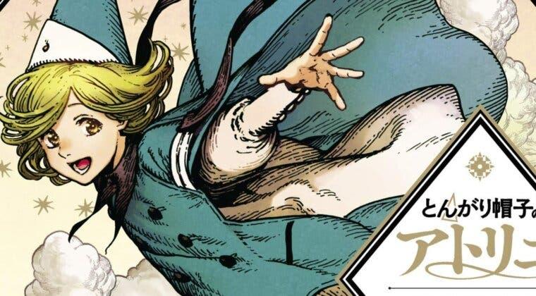 Imagen de Witch Hat Atelier anunciaría próximamente su propio anime