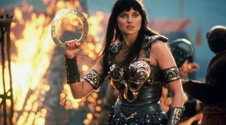 Imagen de Lucy Lawless vuelve a hablar sobre un posible reboot de Xena: La princesa guerrera