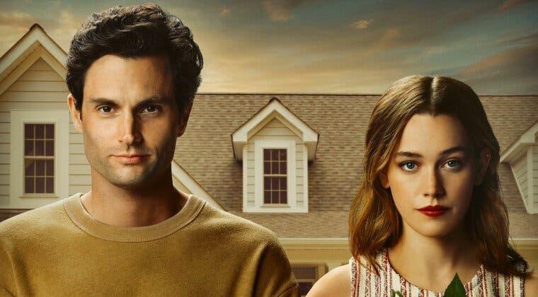 Imagen de Netflix renueva You por una cuarta temporada antes de estrenar la tercera