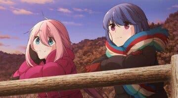 Imagen de La película de Yuru Camp detalla todavía más su estreno y muestra una primera imagen