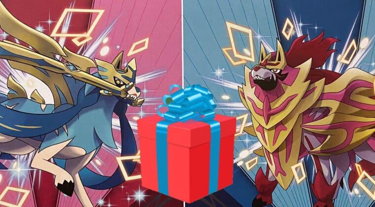 Imagen de Pokémon Espada y Escudo: Ya puedes conseguir a Zacian o Zamazenta shiny