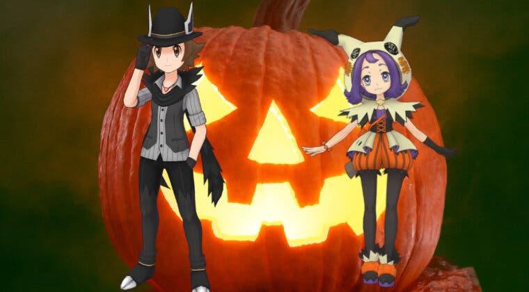 Imagen de Pokémon Masters EX recupera a Zarala y Lucho para Halloween